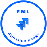 EML Atlassian Badge