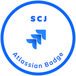 SCJ Atlassian Badge
