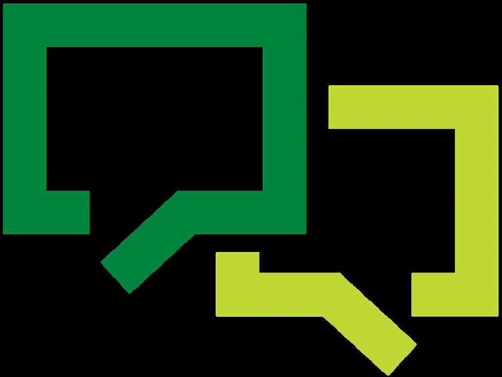 Honicon Logo Sprechblasen