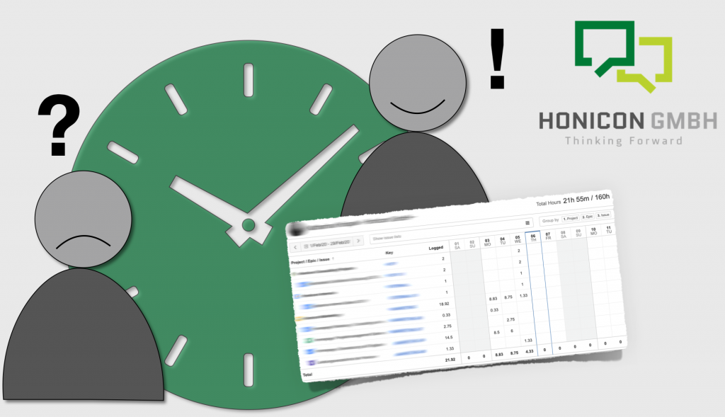 time management with Tempo Timesheets for Jira