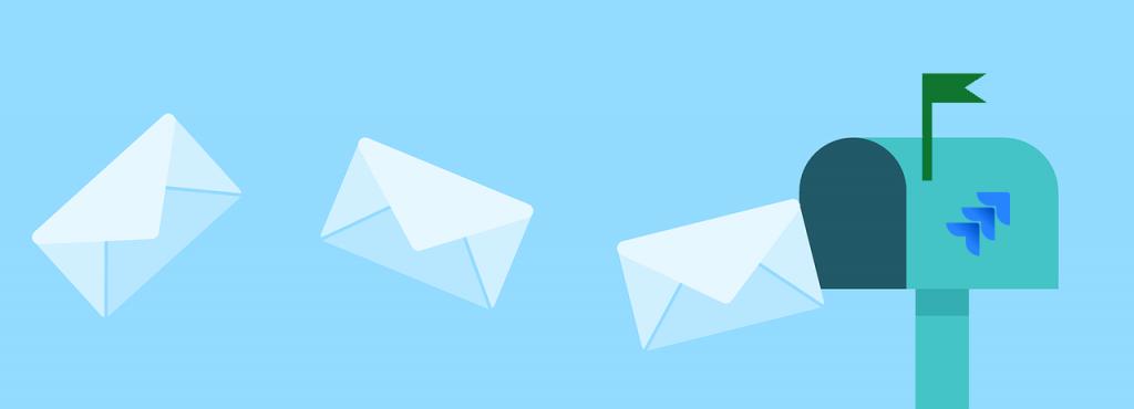 Mail in Jira