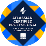 Atlassian Certified Jira Administrator for Data CenterAtlassian Certified Jira Service Desk Administrator and Server